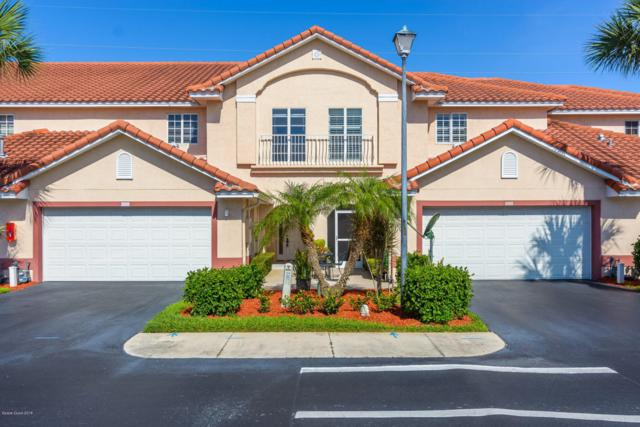 8428 Maria Court #11, Cape Canaveral, FL 32920 (MLS #817988) :: Better Homes and Gardens Real Estate Star