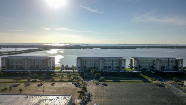 300 S Sykes Creek Parkway #402, Merritt Island, FL 32952 (MLS #817992) :: Better Homes and Gardens Real Estate Star