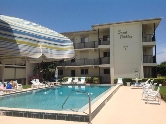 504 Fillmore Avenue #2, Cape Canaveral, FL 32920 (MLS #817997) :: Premium Properties Real Estate Services