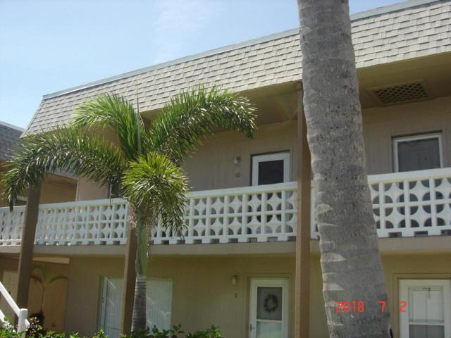 3150 N Atlantic Avenue 990-10, Cocoa Beach, FL 32931 (MLS #818106) :: Pamela Myers Realty
