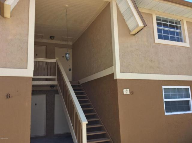 267 Ulster Lane #267, Melbourne, FL 32935 (MLS #818113) :: Better Homes and Gardens Real Estate Star