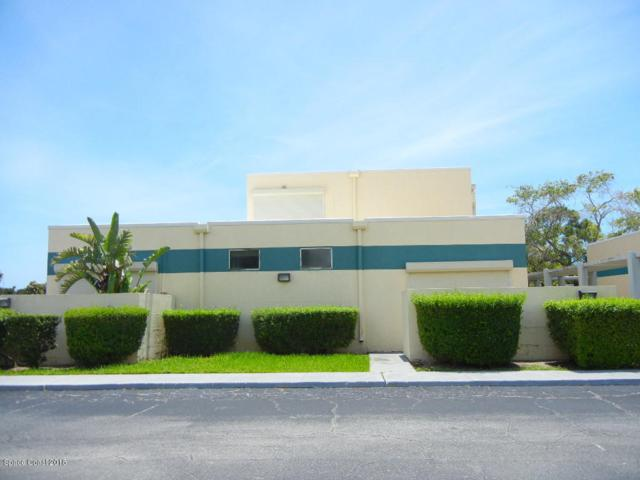 333 W Cocoa Beach Causeway W #0, Cocoa Beach, FL 32931 (MLS #818293) :: Blue Marlin Real Estate