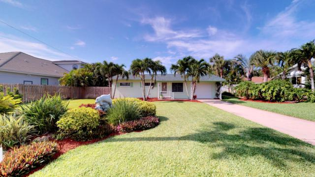 315 Avenue B, Melbourne Beach, FL 32951 (MLS #818517) :: Premium Properties Real Estate Services