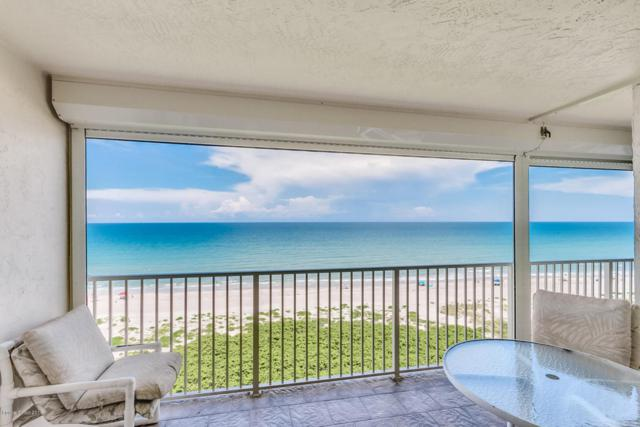830 N Atlantic Avenue B1103, Cocoa Beach, FL 32931 (MLS #818579) :: Better Homes and Gardens Real Estate Star