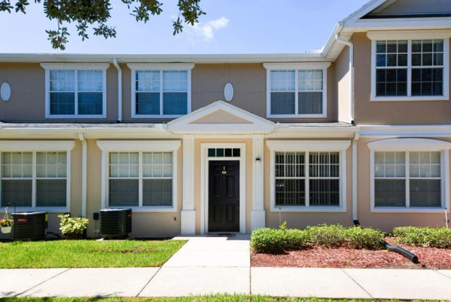 100 Tucan Way #107, Melbourne, FL 32901 (MLS #818700) :: Better Homes and Gardens Real Estate Star