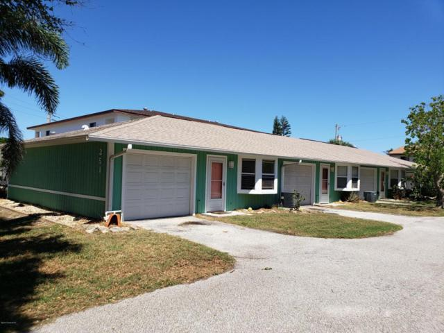 251 Circle Drive #14, Cape Canaveral, FL 32920 (MLS #818731) :: Better Homes and Gardens Real Estate Star