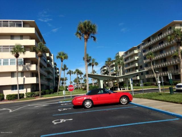 2020 N Atlantic Avenue S #612, Cocoa Beach, FL 32931 (MLS #818764) :: Premium Properties Real Estate Services