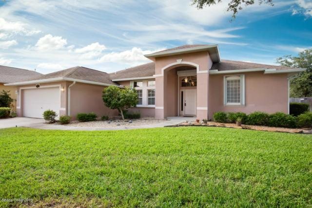 5959 Newbury Circle, Melbourne, FL 32940 (MLS #818881) :: Better Homes and Gardens Real Estate Star