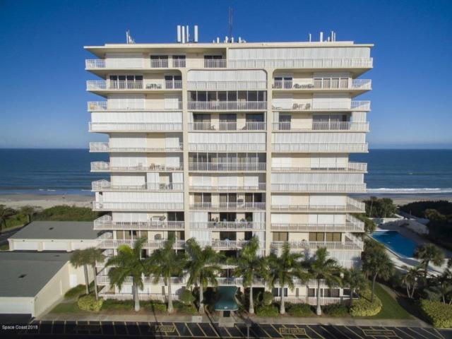 877 N Highway A1a #806, Indialantic, FL 32903 (MLS #818891) :: Better Homes and Gardens Real Estate Star