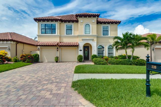 239 Montecito Drive, Satellite Beach, FL 32937 (MLS #818911) :: Pamela Myers Realty