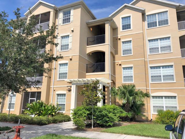 1576 Peregrine Circle #401, Rockledge, FL 32955 (MLS #819016) :: Premium Properties Real Estate Services