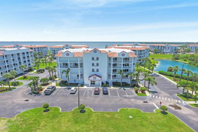 8932 Laguna Lane #504, Cape Canaveral, FL 32920 (MLS #819082) :: Premium Properties Real Estate Services