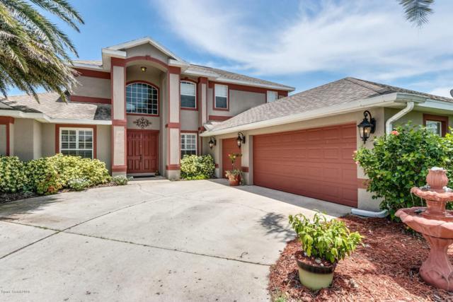 7357 Preserve Pointe Drive, Merritt Island, FL 32953 (MLS #819141) :: Pamela Myers Realty