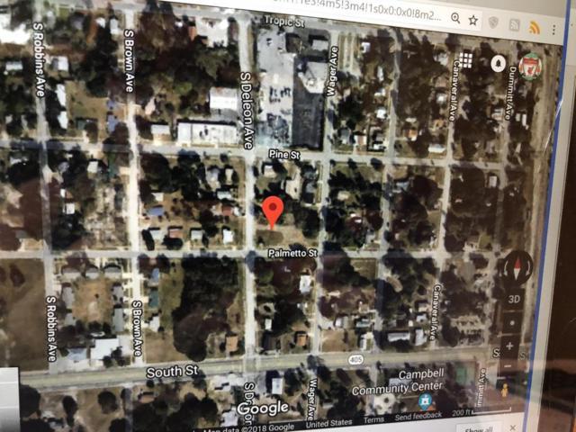 920 Palmetto Street, Titusville, FL 32796 (MLS #819149) :: Pamela Myers Realty