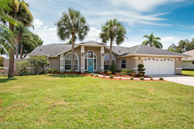 261 Lake Shore Drive, Merritt Island, FL 32953 (MLS #819204) :: Pamela Myers Realty