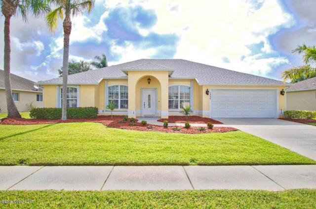 1332 Old Millpond Road, Melbourne, FL 32940 (MLS #819313) :: Better Homes and Gardens Real Estate Star