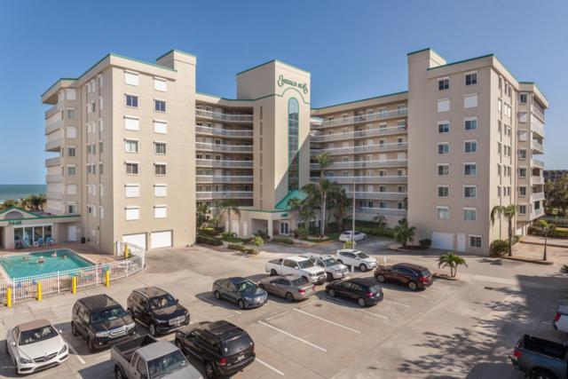 3400 Ocean Beach Boulevard #214, Cocoa Beach, FL 32931 (MLS #819338) :: Better Homes and Gardens Real Estate Star