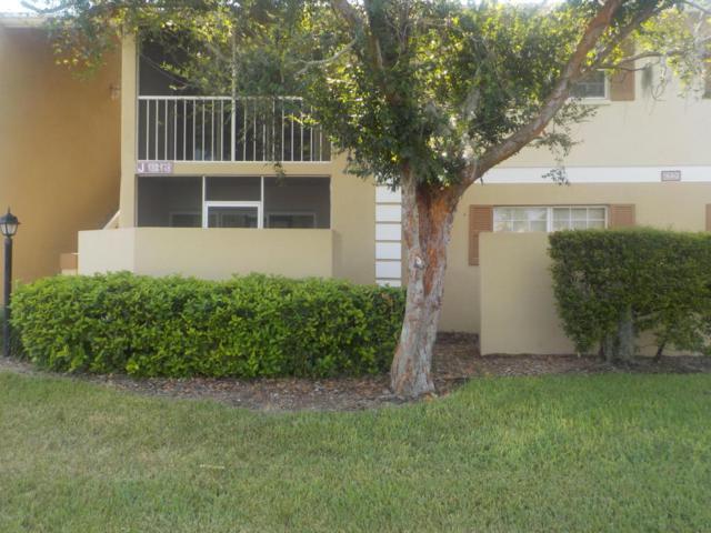 1680 NE Sunny Brook Lane NE #109, Palm Bay, FL 32905 (MLS #819353) :: Better Homes and Gardens Real Estate Star
