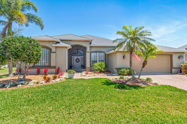 5054 Pinot Street, Rockledge, FL 32955 (MLS #819378) :: Better Homes and Gardens Real Estate Star