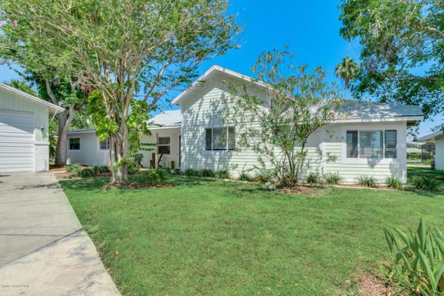 905 Trinidad Road, Cocoa Beach, FL 32931 (MLS #819422) :: Better Homes and Gardens Real Estate Star