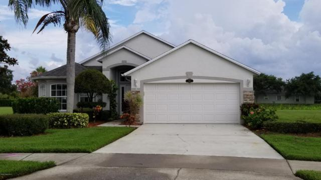 1465 Timacuan Drive, Melbourne, FL 32940 (MLS #819438) :: Better Homes and Gardens Real Estate Star