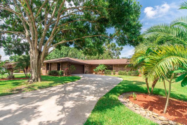 1870 Oakwood Trail, Melbourne, FL 32934 (MLS #819439) :: Better Homes and Gardens Real Estate Star