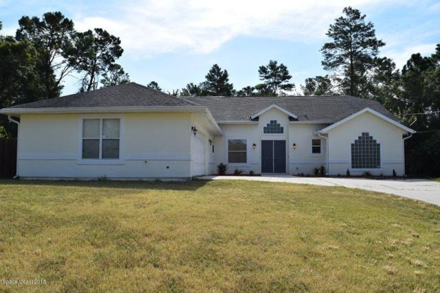 5465 Barna Avenue, Titusville, FL 32780 (MLS #819445) :: Better Homes and Gardens Real Estate Star