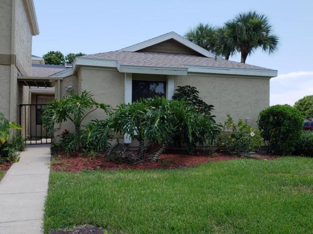 1470 Sheafe Avenue NE #110, Palm Bay, FL 32905 (MLS #819482) :: Better Homes and Gardens Real Estate Star