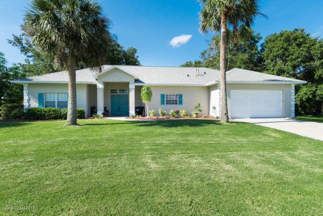 2209 Royal Oaks Drive, Rockledge, FL 32955 (MLS #819490) :: Better Homes and Gardens Real Estate Star