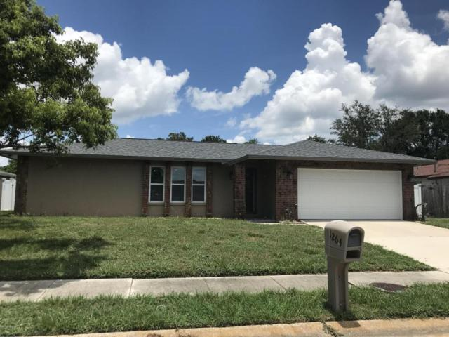 1264 Cannon Street, Melbourne, FL 32935 (MLS #819497) :: Better Homes and Gardens Real Estate Star