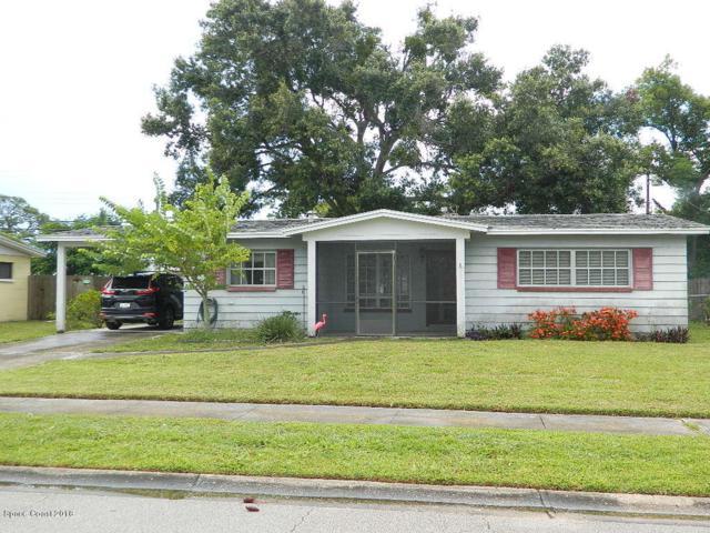 1005 Regalia Drive, Rockledge, FL 32955 (MLS #819519) :: Better Homes and Gardens Real Estate Star