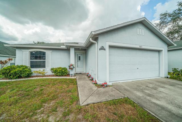 3825 Town Square Boulevard #56, Melbourne, FL 32901 (MLS #819540) :: Better Homes and Gardens Real Estate Star