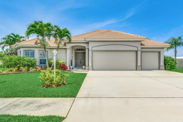 102 Wakefield Drive, Indian Harbour Beach, FL 32937 (MLS #819543) :: Better Homes and Gardens Real Estate Star