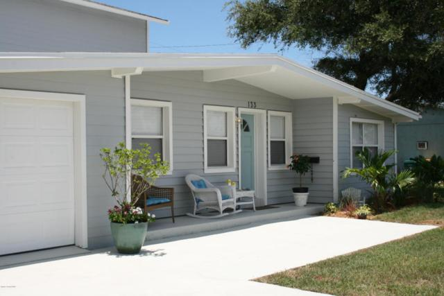 133 SE 2nd Street SE, Satellite Beach, FL 32937 (MLS #819589) :: Better Homes and Gardens Real Estate Star