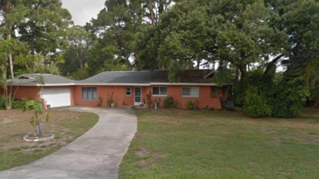 660 Elliot Drive, Merritt Island, FL 32952 (MLS #819598) :: Premium Properties Real Estate Services