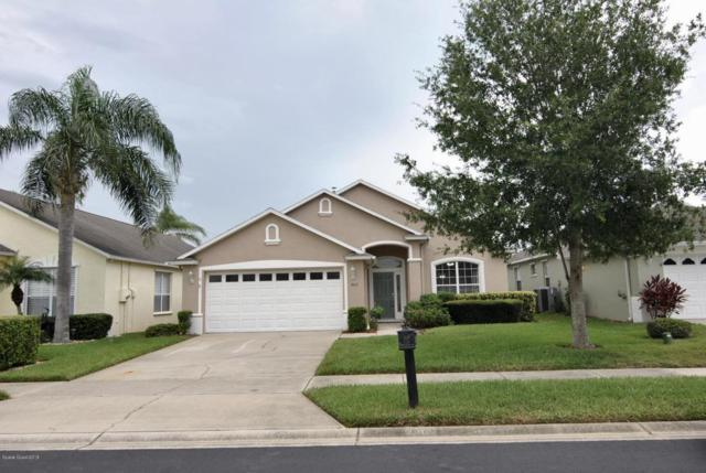 4412 Bowmore Place, Melbourne, FL 32940 (MLS #819615) :: Better Homes and Gardens Real Estate Star