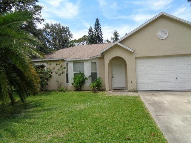 1311 Valerius Street SE, Palm Bay, FL 32909 (MLS #819622) :: Better Homes and Gardens Real Estate Star