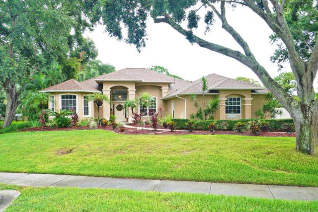 4760 Pawnee Trail, Merritt Island, FL 32953 (MLS #819628) :: Better Homes and Gardens Real Estate Star