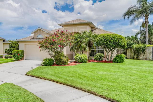 1603 Tailfeather Court, Rockledge, FL 32955 (MLS #819643) :: Premium Properties Real Estate Services