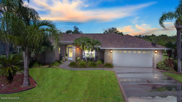 4075 Savannahs Trail, Merritt Island, FL 32953 (MLS #819650) :: Premium Properties Real Estate Services