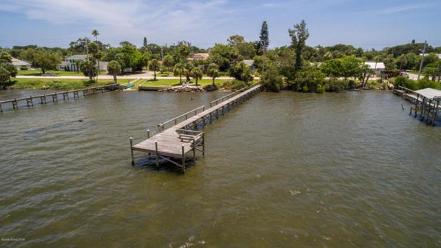 807 Riverside Drive, Melbourne Beach, FL 32951 (MLS #819668) :: Premium Properties Real Estate Services