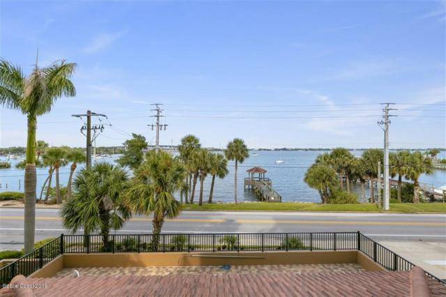 29 Riverside Drive #203, Cocoa, FL 32922 (MLS #819684) :: Better Homes and Gardens Real Estate Star