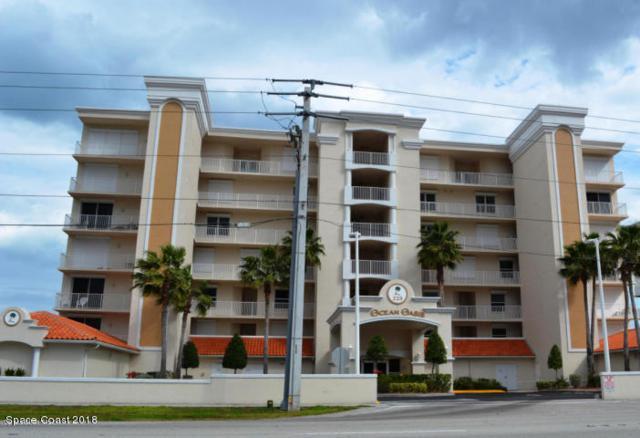 225 N Atlantic Avenue #503, Cocoa Beach, FL 32931 (MLS #819752) :: Premium Properties Real Estate Services