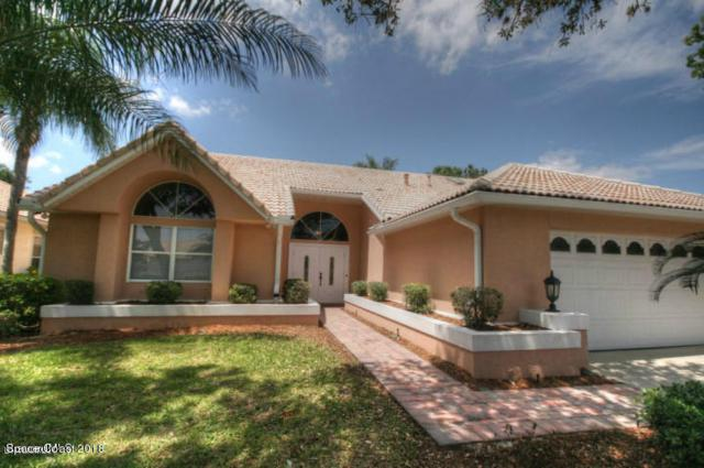 760 Spanish Cove Drive, Melbourne, FL 32940 (MLS #819784) :: Premium Properties Real Estate Services