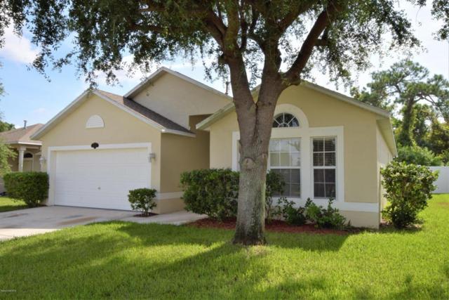 519 Macon Drive, Titusville, FL 32780 (MLS #819787) :: Premium Properties Real Estate Services