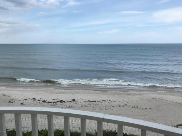 2225 Highway A1a #409, Satellite Beach, FL 32937 (MLS #819792) :: Premium Properties Real Estate Services