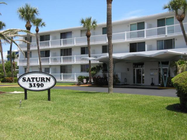 3190 N Atlantic Avenue #105, Cocoa Beach, FL 32931 (MLS #819877) :: Better Homes and Gardens Real Estate Star