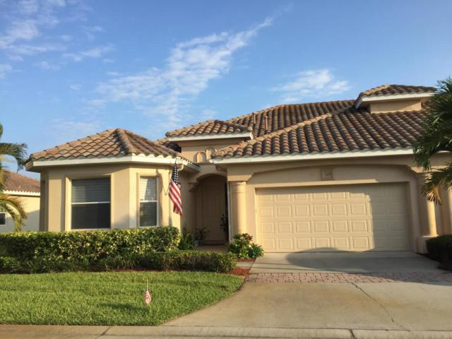 529 Siena Court, Satellite Beach, FL 32937 (MLS #819892) :: Pamela Myers Realty