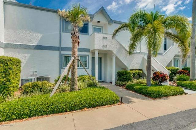 410 Beach Park Lane #166, Cape Canaveral, FL 32920 (MLS #820039) :: Premium Properties Real Estate Services