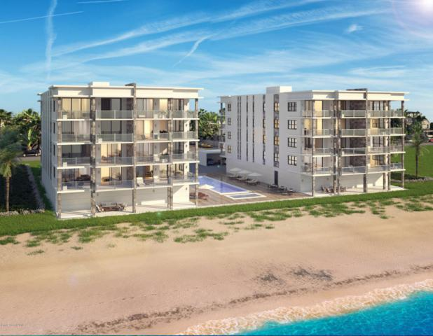 2795 Highway A1a N #301, Indialantic, FL 32903 (MLS #820079) :: Premium Properties Real Estate Services